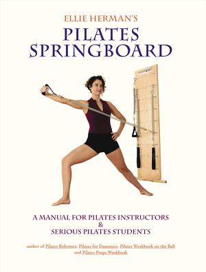 כריכת ספר של אימונים על לוח קפיצים